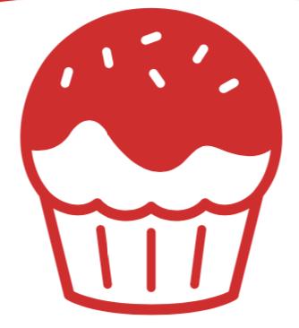 Cupcake Wrapper (White)