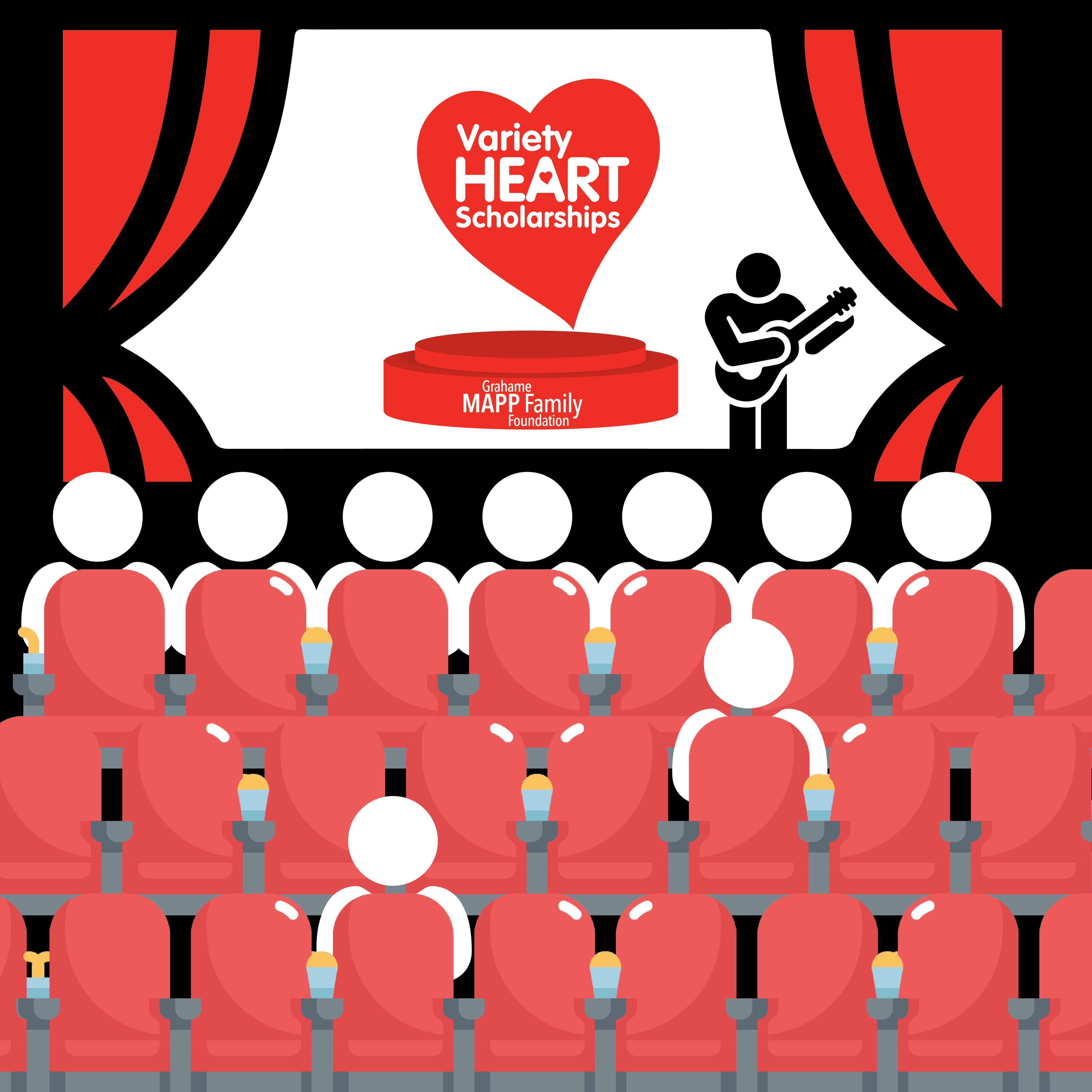 Variety Heart Scholarships theatre 1